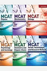 MCAT Complete Review 6-Book Series Paperback