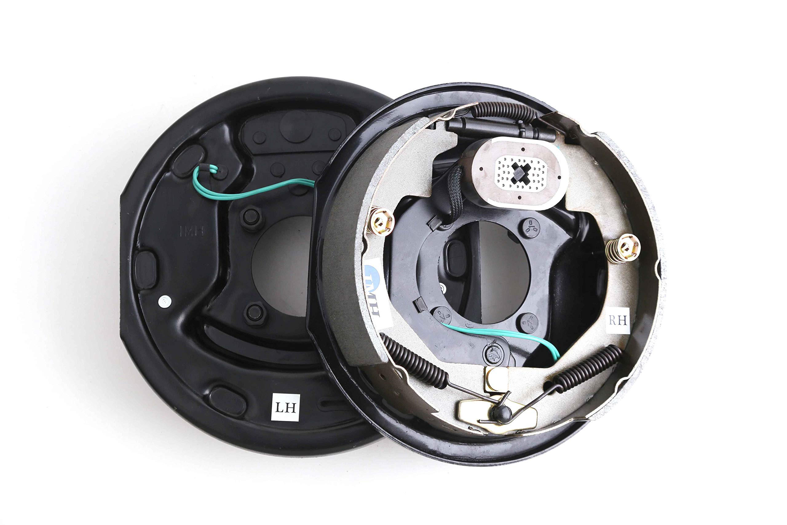 """10"""" x 2.25"""" Trailer Electric Brake (1 Right + 1 Left) in Pair"""