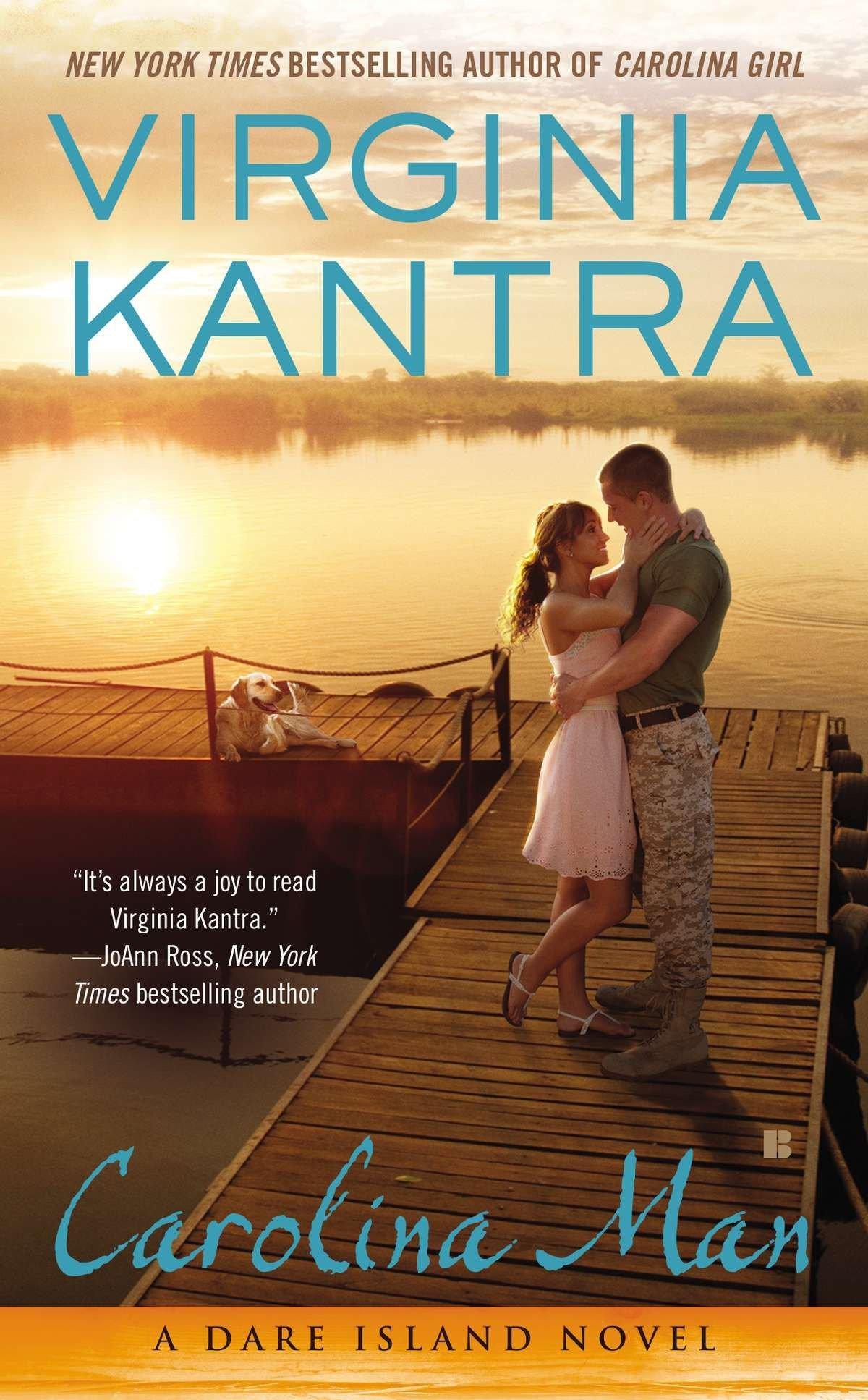 Read Online Carolina Man (A Dare Island Novel) ebook