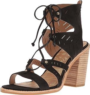 acef380b3d6e Dolce Vita Women s Luci Heeled Sandal