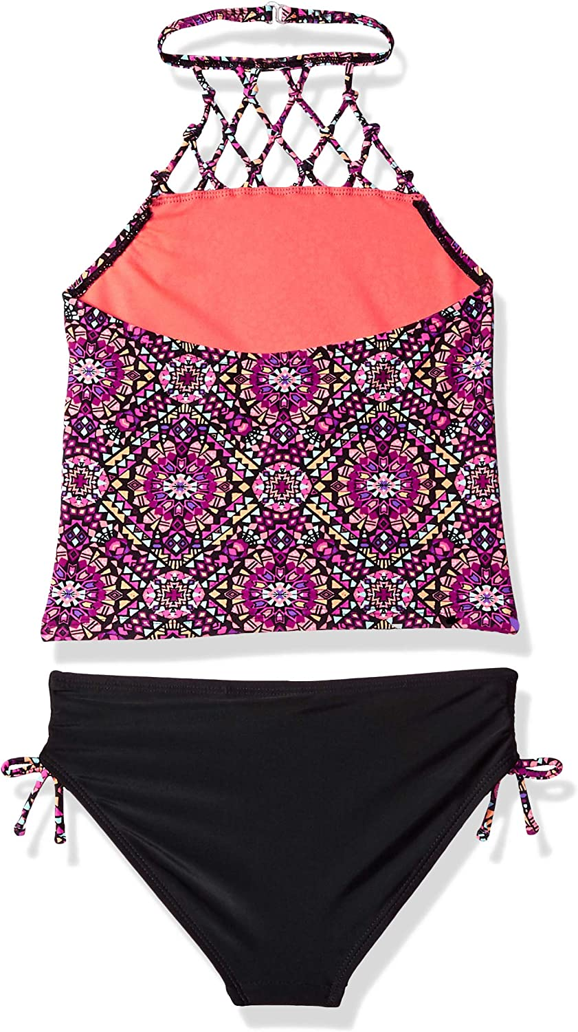 Angel Beach Big Girls Tankini Swimsuit Set