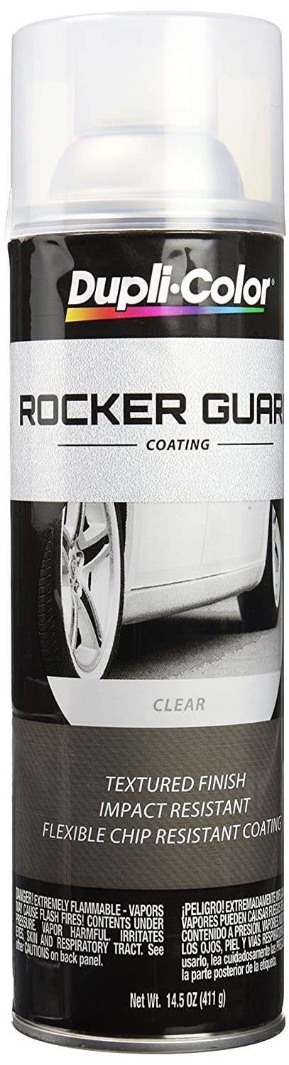 Amazon Com Dupli Color Erga10100 Black Rocker Guard Coating Automotive