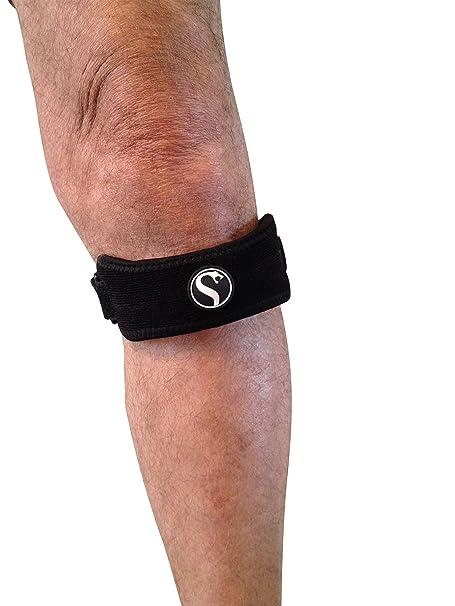 Amazon.com: Rótula banda correa para rodilla Alivio del ...