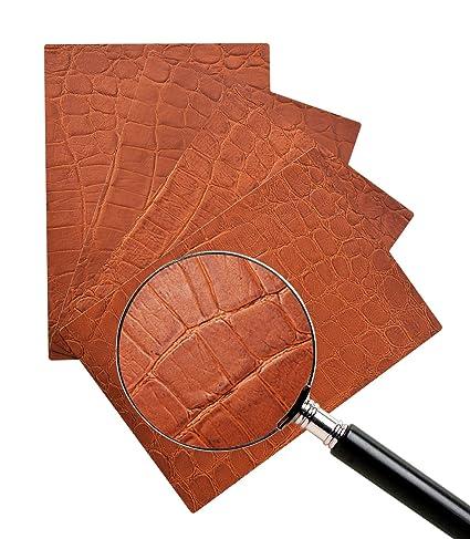 39cd98559393 Amazon.com  RENACIENTE Leather Placemats