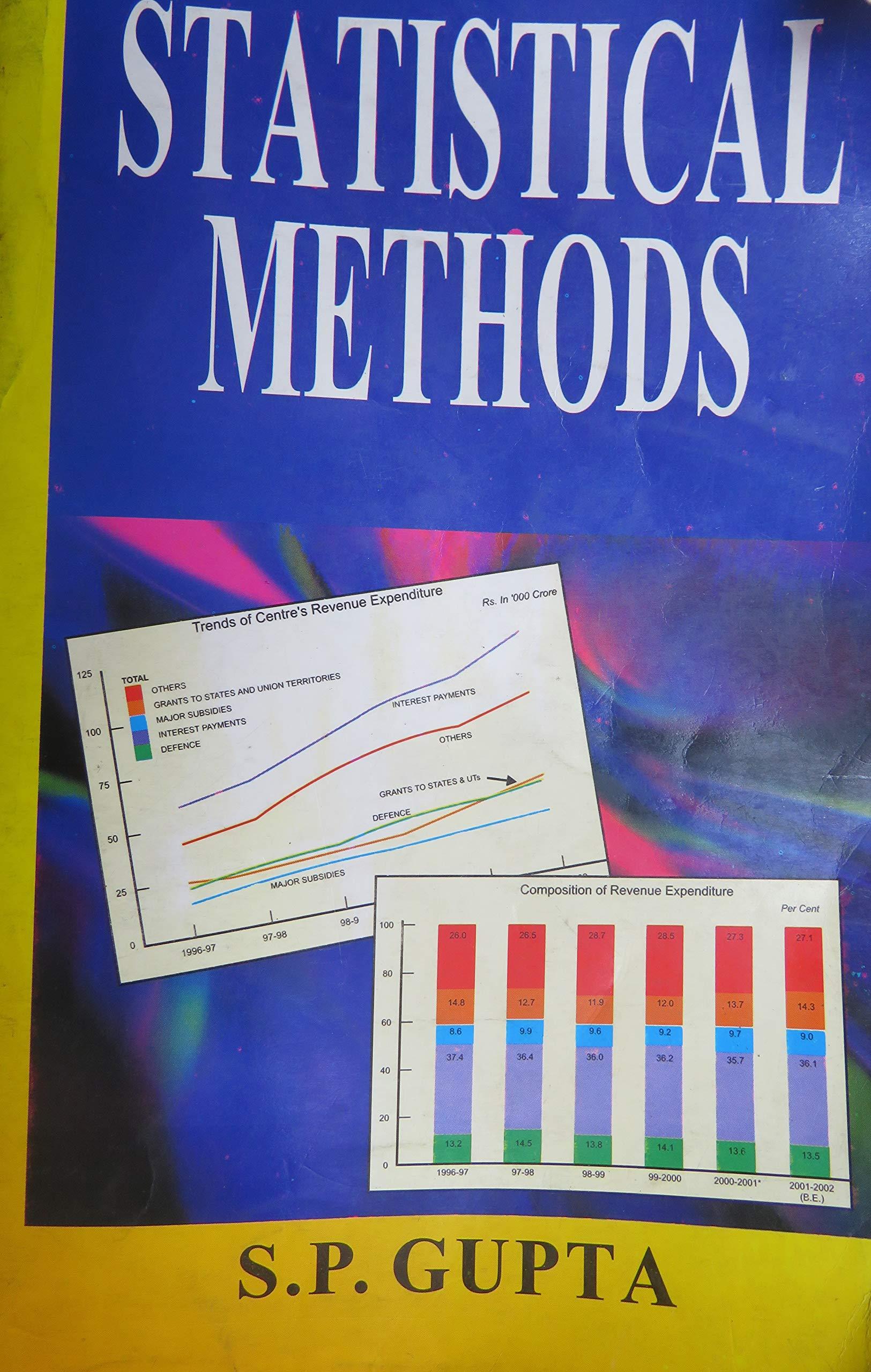 business statistics by sp gupta