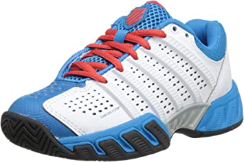 K-Swiss Zapatillas KS Bigshot Light 2.5 Blanco/Azul EU 33.5 ...