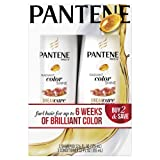 Amazon Price History for:Pantene Pro-V Radiant Color Shine Shampoo and Conditioner Dual Pack, 24.6 fl oz