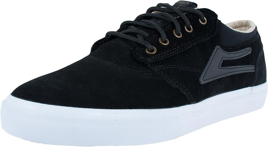 423fdcd5700 Lakai Griffin Duck SMU Skateboarding Shoes Black MS314-0227-A03 A0003 SZ  11.5
