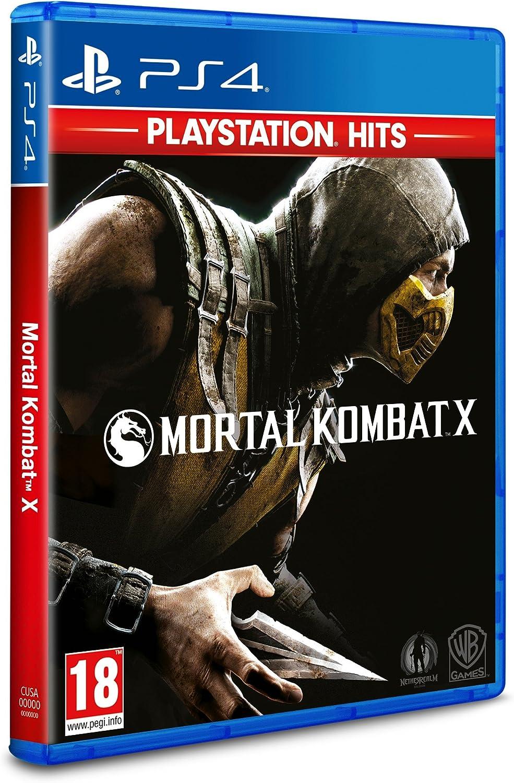Mortal Kombat X: Amazon.es: Videojuegos