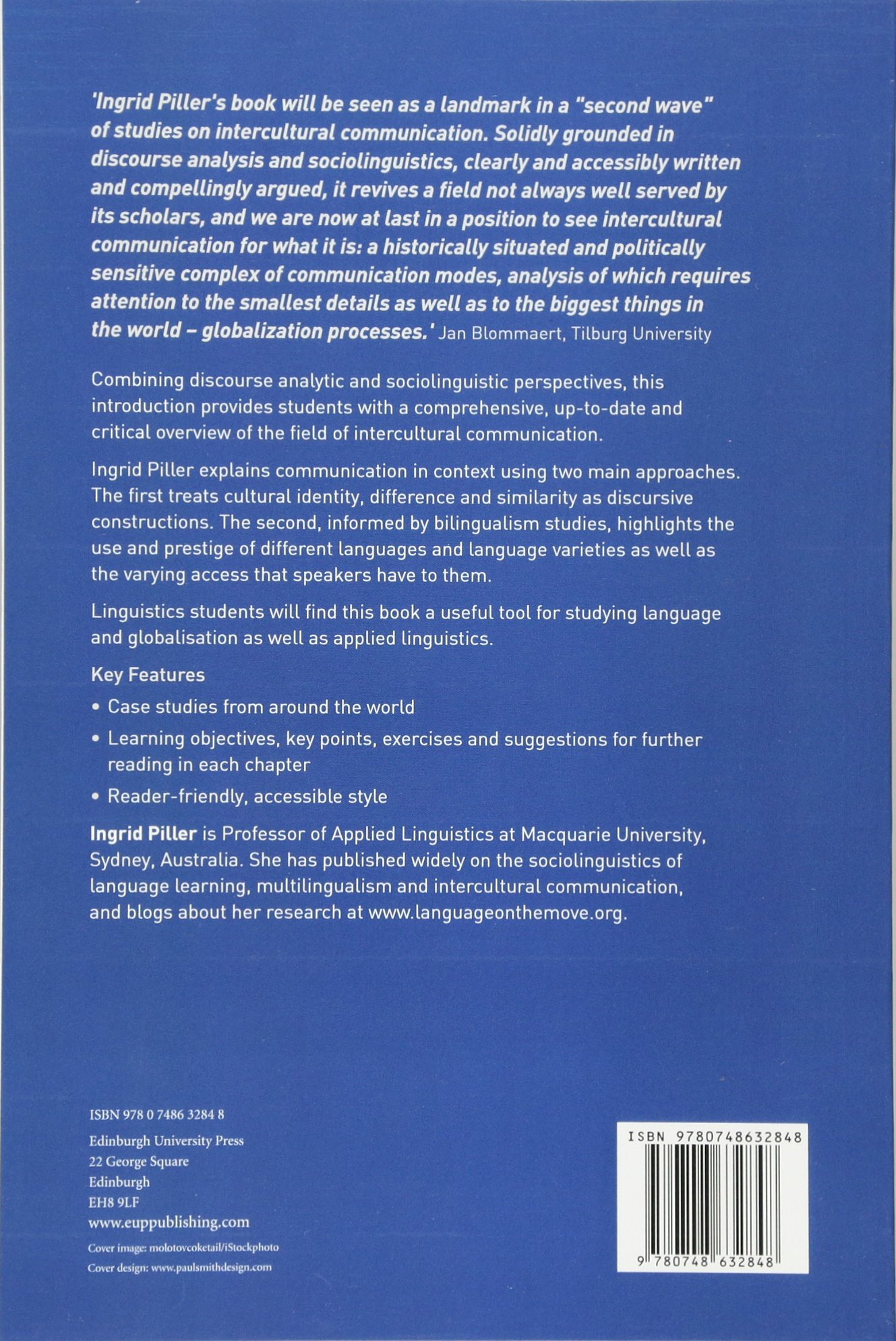Intercultural Communication: A Critical Introduction: Amazon