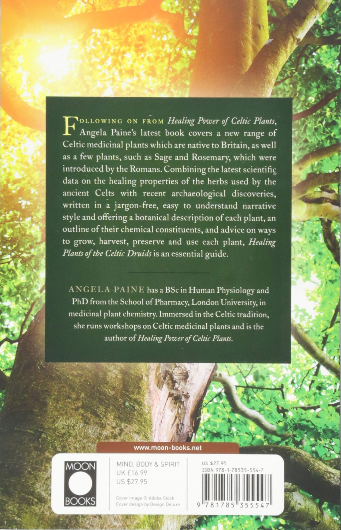 Healing Plants of the Celtic Druids: Ancient Celts in