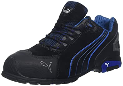 Rated Suede Cap Rio Footwear Safety S3 Low Puma Toe Mens w70S1Wq