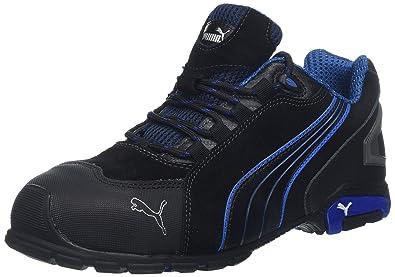 best service e2498 f48fe Puma 642750-256-39 Chaussures de sécurité quot Rio quot  Low S3 SRC Taille