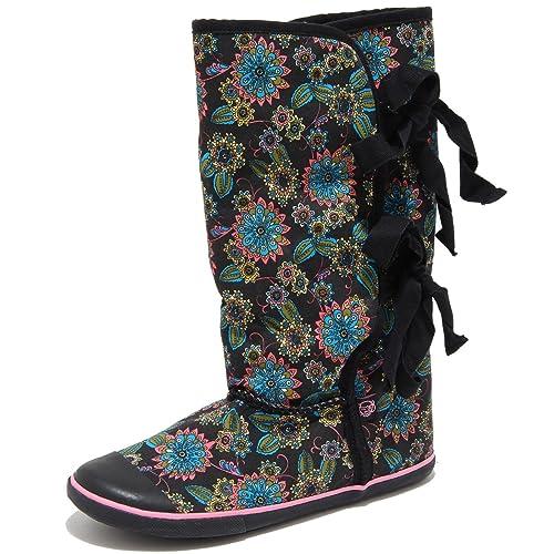 8c07df213420a Sugar 0790M Stivali Donna Neri morigami rosarita Scarpe Boots Shoes Women