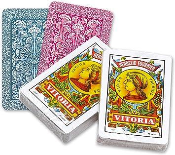 Baraja española Nº12 (40 cartas): Amazon.es: Juguetes y juegos
