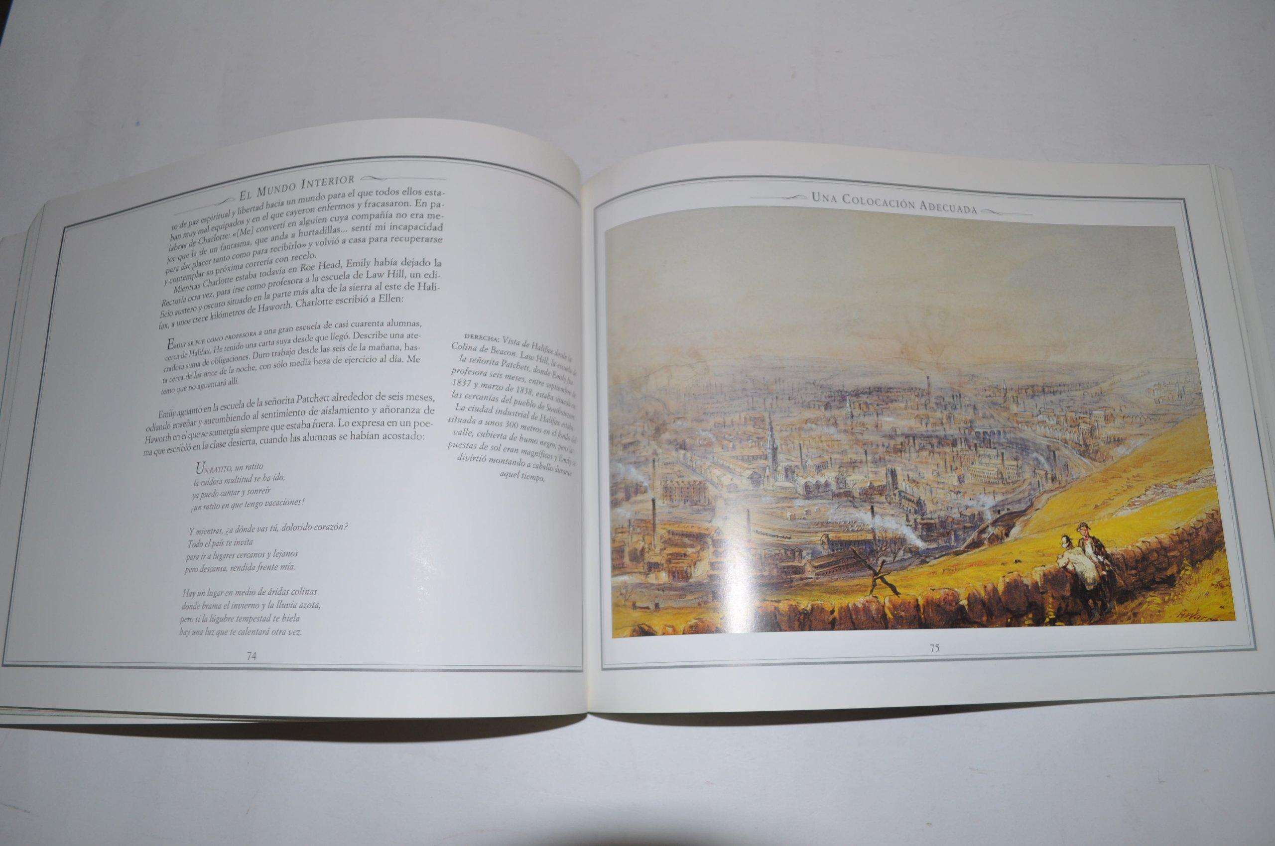 Amazon.com: Hermanas Bronte En Haworth, Las (Spanish Edition ...