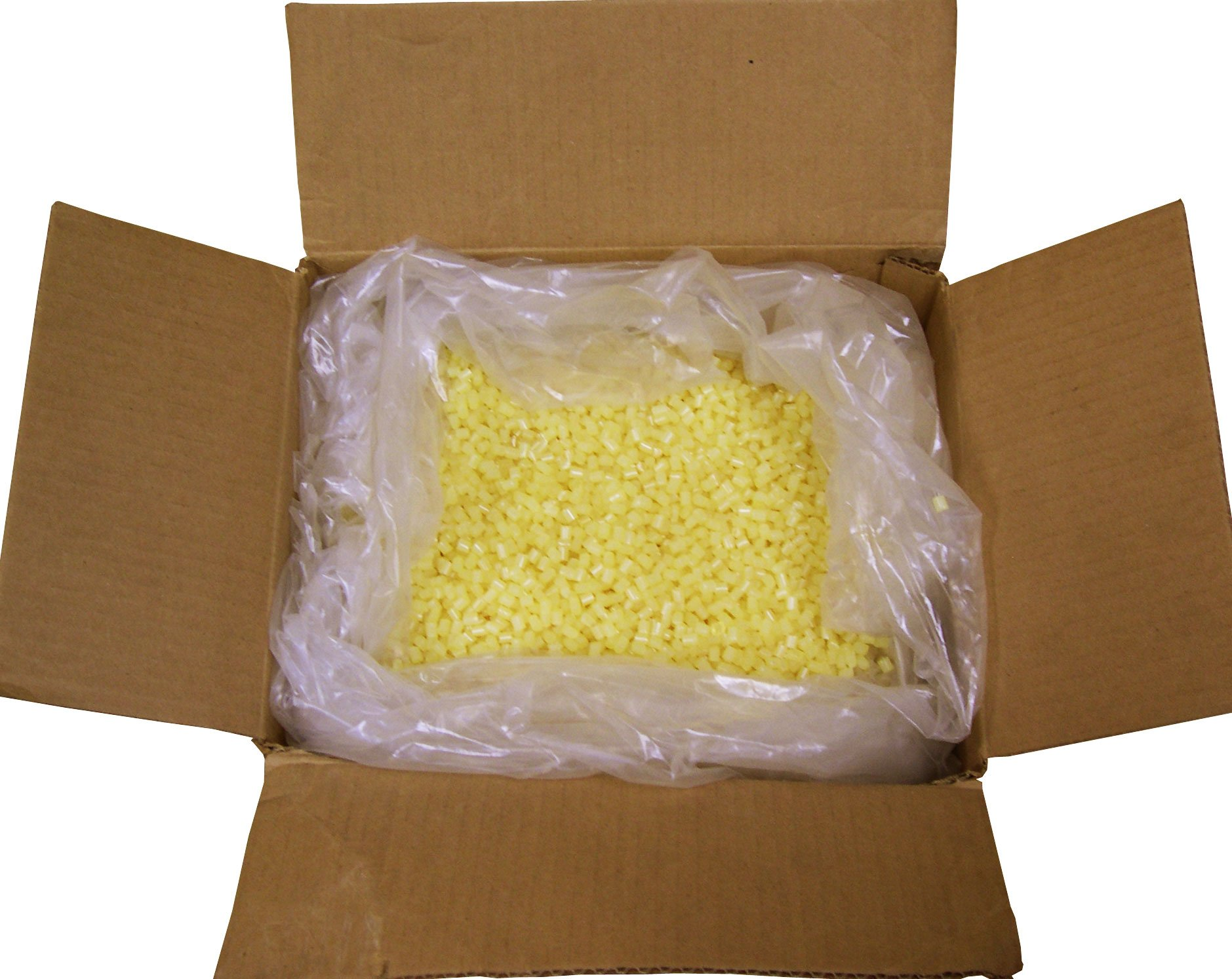 General Packaging Hot Melt Glue Pellets, (40lbs.)