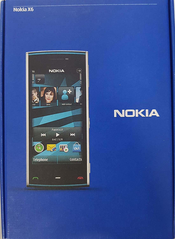 Nokia X6 - Teléfono Móvil Libre: Amazon.es: Electrónica