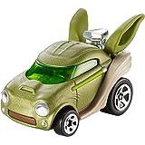 Hot Wheels Star Wars Character Car, Yoda