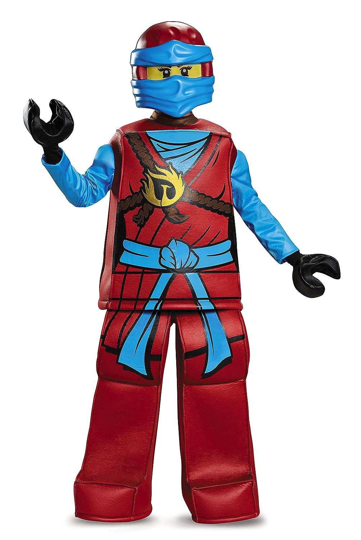 Nya Prestige Ninjago LEGO Costume