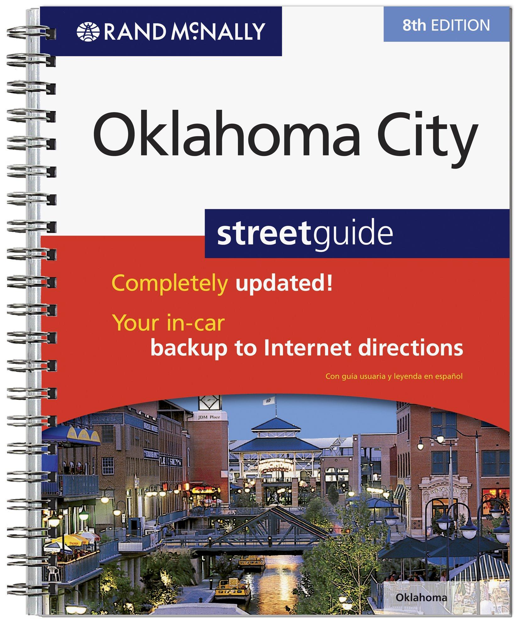 Rand McNally Oklahoma City Street Guide pdf