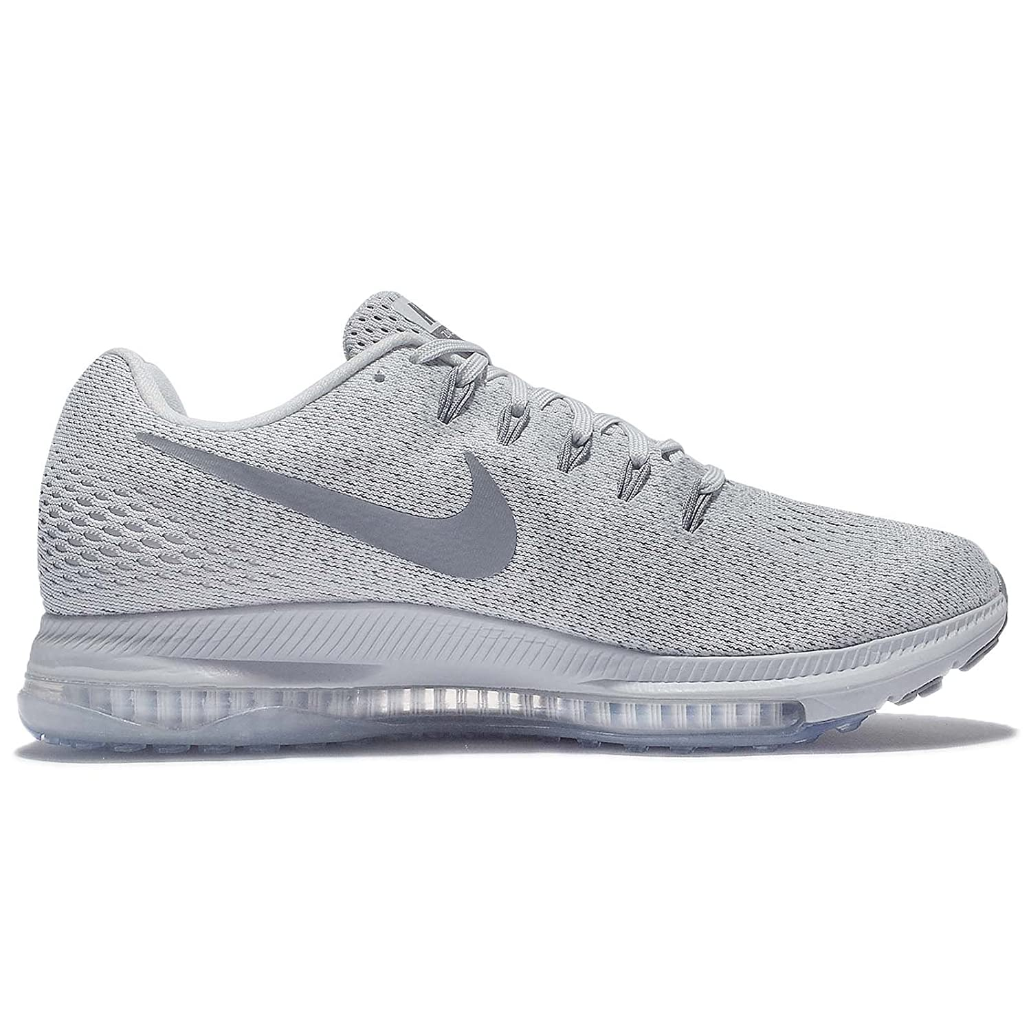 NIKE Women's Zoom All Out Low Running Shoes B072FKJZLX 6 B(M) US|Pure Platinum/Cool Grey
