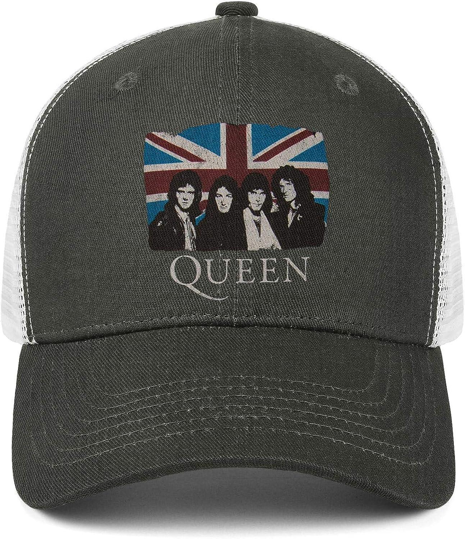 Cap Simple Hats Workout Caps Mens Womans Queen-Vintage-Union-Jack