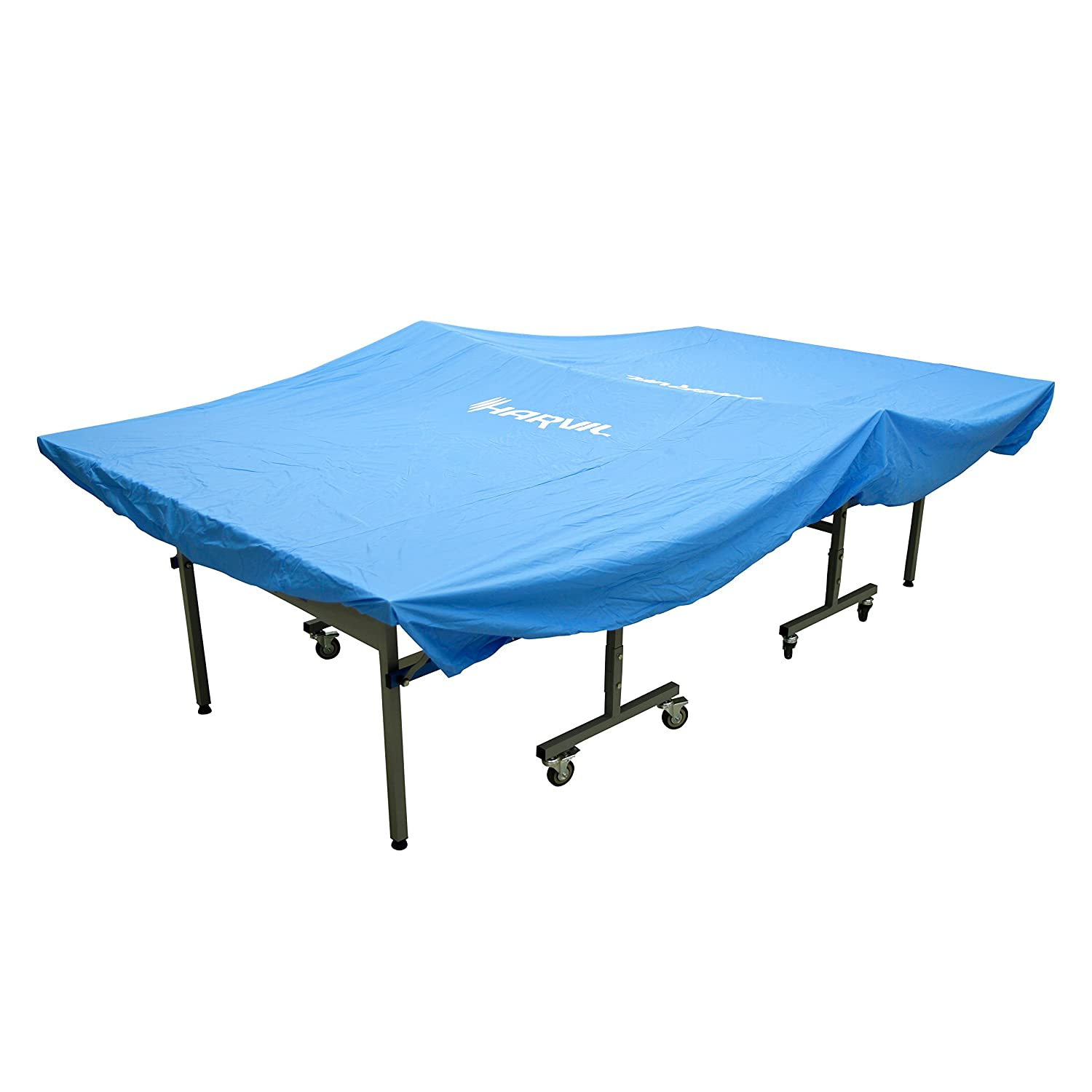 Harvil Heavy-Duty Indoor Table Tennis Table Cover with Elastic Hems B0727W57PD