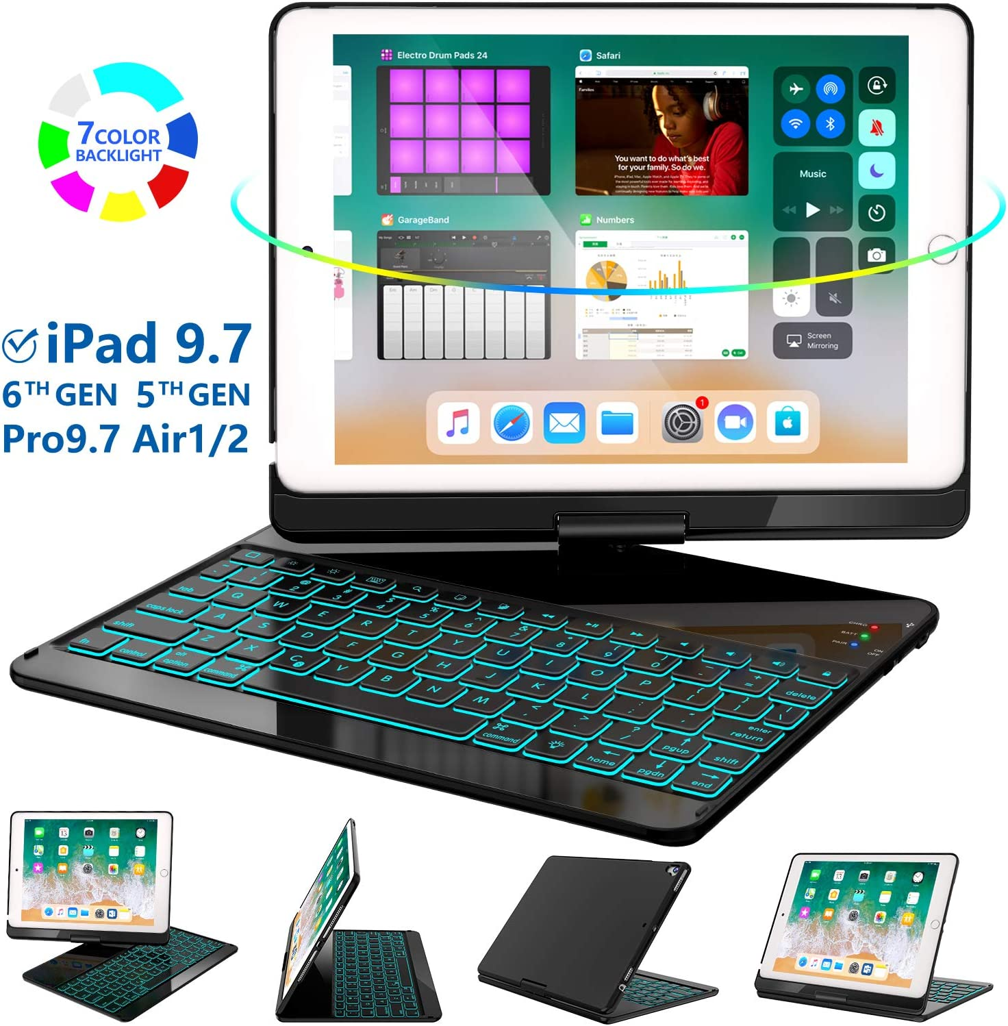 This iPad Keyboard Case Is Just Brilliant