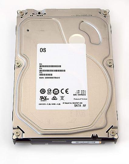 "6TB Seagate Barracuda Desktop Hard drive internal 3.5/"" SATA III ST6000DM003"