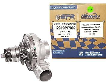 Borg Warner EFR Iron Super-core, B2, 9174, 1000hp Turbo, P
