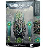 Games Workshop Warhammer 40k - Necron Szarekh Le Roi Silencieux