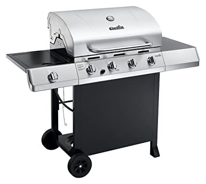 Amazon.com : Char-Broil CHARBROIL 463436215 Classic 4-Burner Gas ...