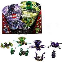 LegoNinjagoSpinjitzuLloyd,Garmadon'A Karşı (70664)