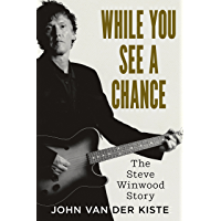 While You See A Chance: The Steve Winwood Story book cover
