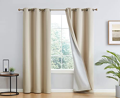 HLC.ME 100 Complete Blackout Lined Drapery