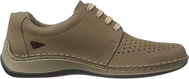 Rieker 05237 64 Mens Stone Lace Up shoes Rieker Mens from