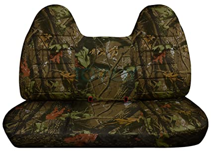 amazon com designcovers fits 1999 2004 ford f 150 camo truck seat