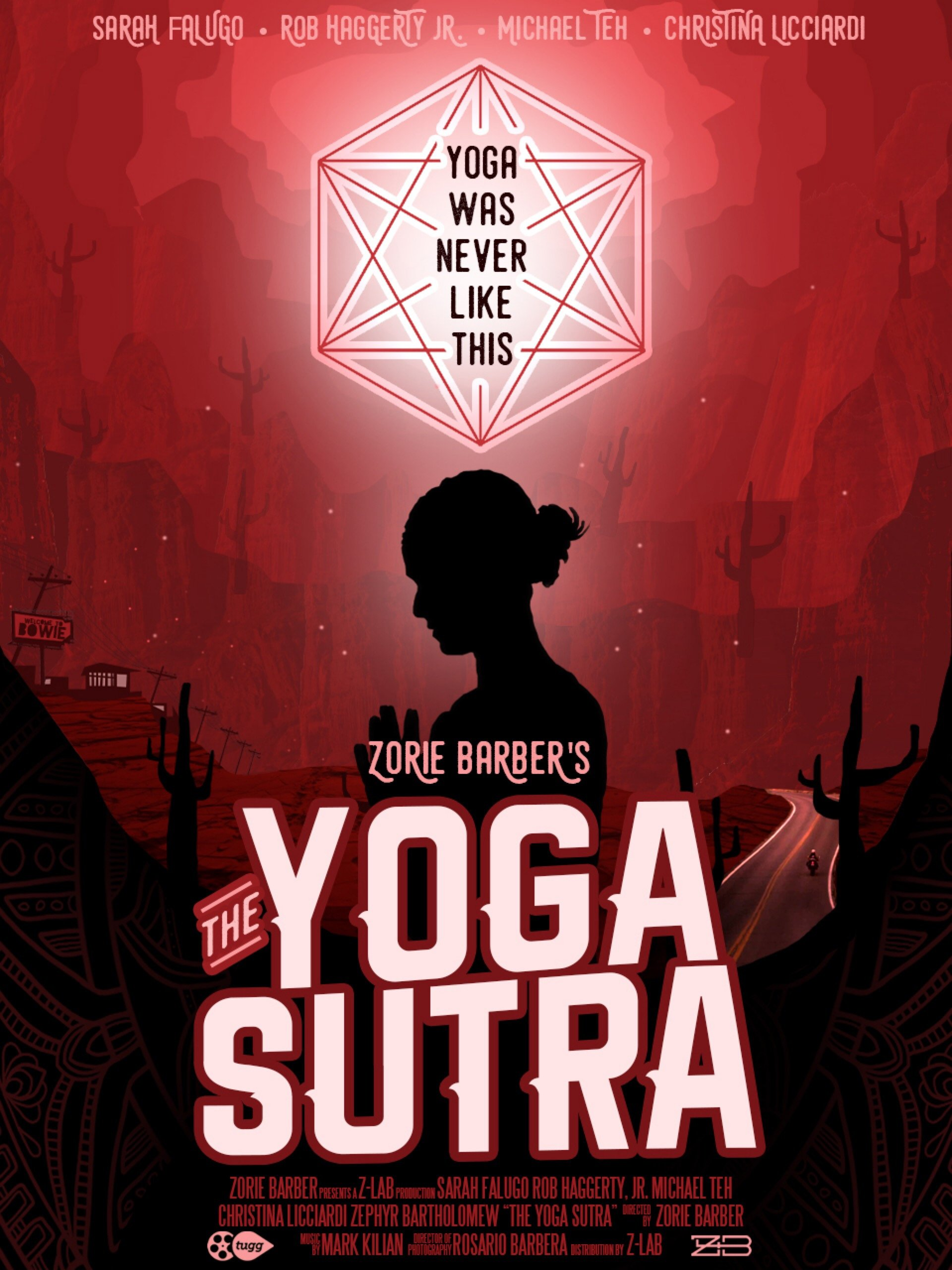 Watch Zorie Barbers The Yoga Sutra | Prime Video
