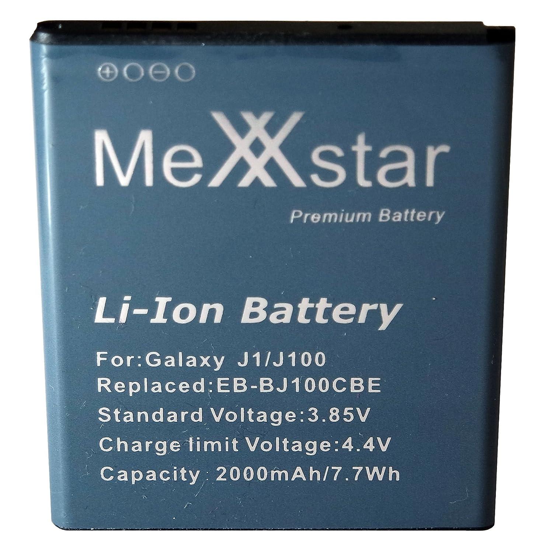Batería para Samsung Galaxy J1, J100/EB de bj100cbe (2000 mAh/7 ...