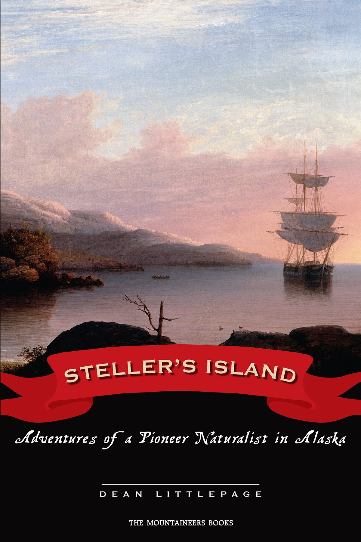 Steller's Island: Adventures of a Pioneer Naturalist in Alaska pdf