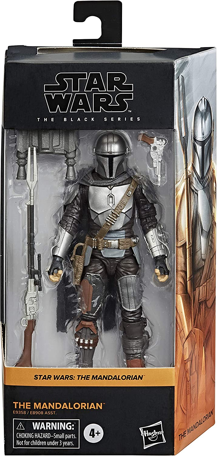 Star Wars The Black Series 6/'/' The Mandalorian Hasbro Figure