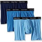 Calvin Klein Mens NP2168O Elements 3 Pack Boxer Briefs Boxer Briefs