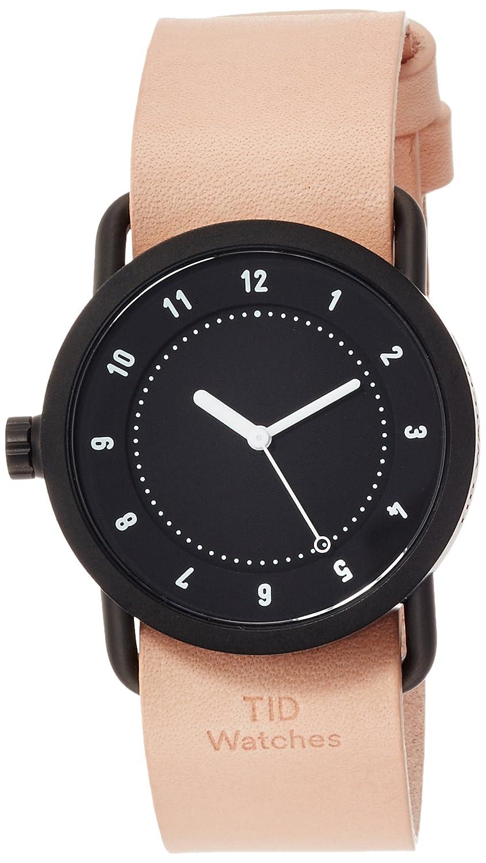 [ティッドウォッチ]TID Watches デザイナーズウォッチ 特別ノベルティトートバッグ付属 延長保証付き TID01-36BK/N TOTE 【正規輸入品】 B01MQUIMPU