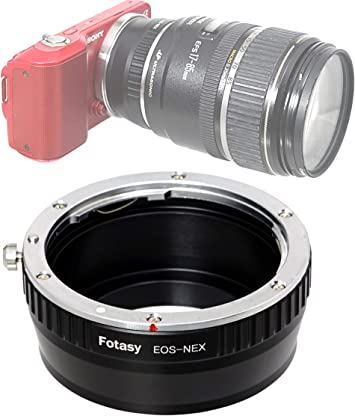 Compatible with Minolta MD Lens /& Sony E-Mount Camera NEX-5T NEX-6 NEX-7 a3000 a3500 a5000 a5100 a6000 a6100 a6300 a6400 a6500 Fotasy MD Lens to Sony E-Mount Adapter