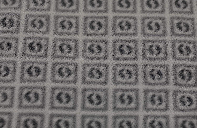 One Size Outwell Fleece Teppich Bayfield 5a Grey