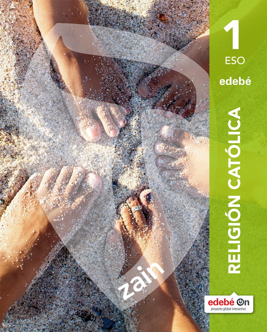 Read Online RELIGION 1ºESO ZAIN 15 EDEREL31ES ebook