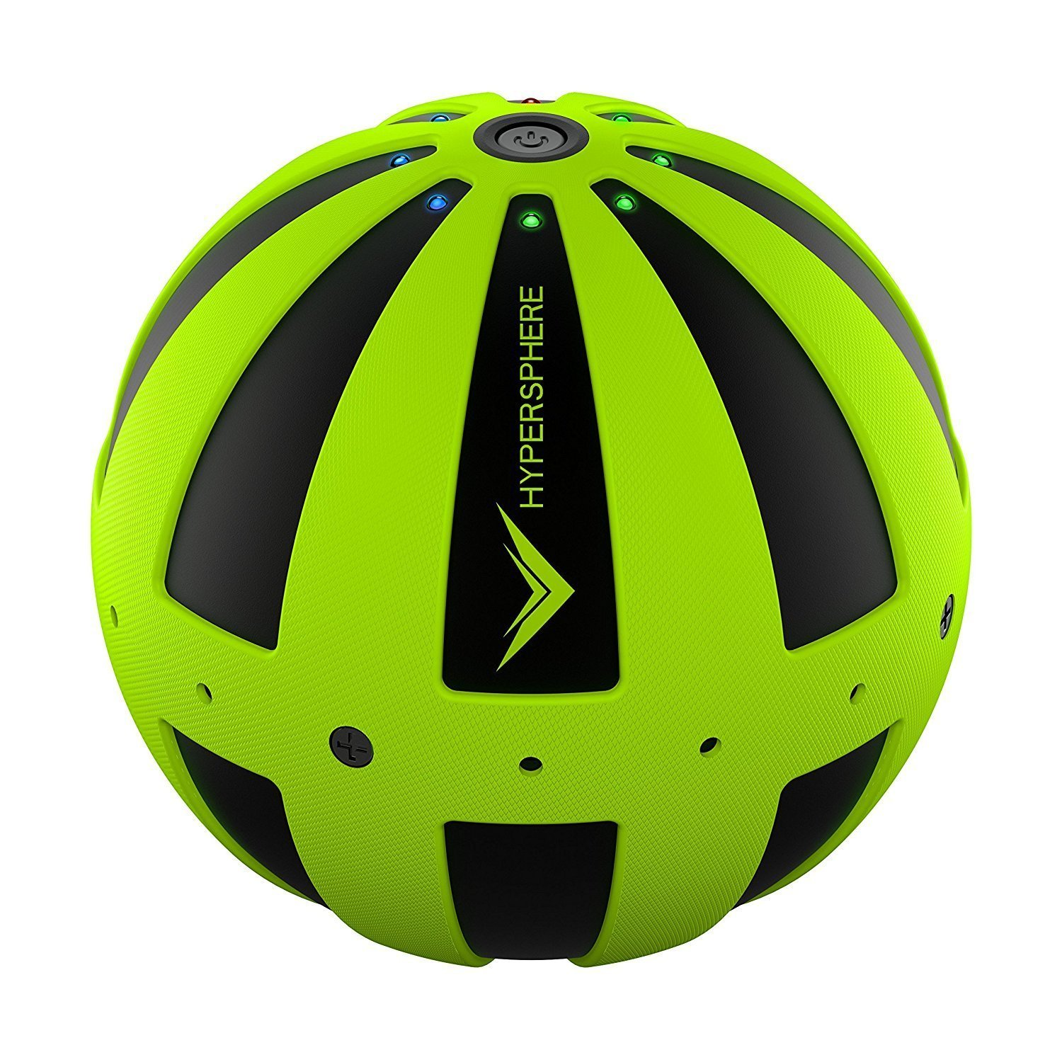 Hyperice Hypersphere Vibrating Therapy Ball (並行輸入品) B07FGD2V22 Green One Size