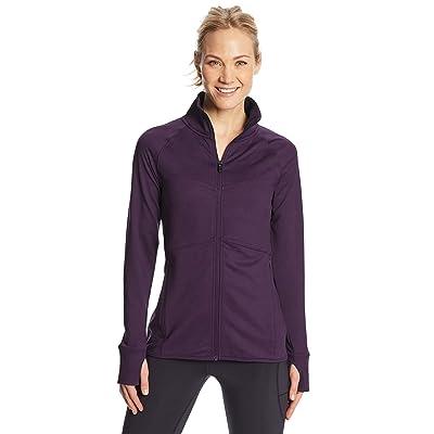 C9 Champion Women's Full Zip Cardio Jacket: Clothing