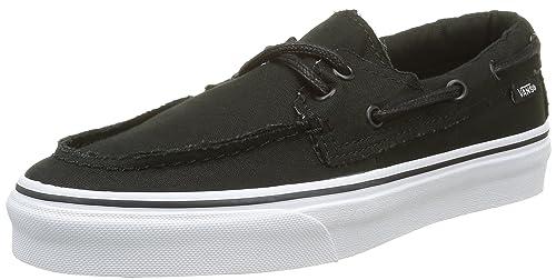 Trampki 2018 trampki znana marka Amazon.com | Vans - U Zapato Del Barco Shoes in Pewter/True ...